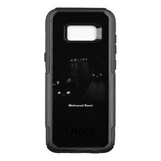 Capa OtterBox Commuter Para Samsung Galaxy S8+ Boston após a obscuridade