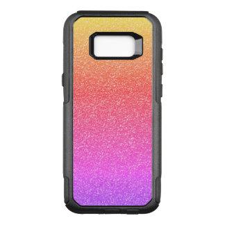 Capa OtterBox Commuter Para Samsung Galaxy S8+ Brilho misturado