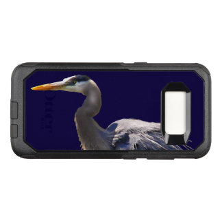 Capa OtterBox Commuter Para Samsung Galaxy S8 Caixa animal da galáxia S8 de OtterBox do pássaro