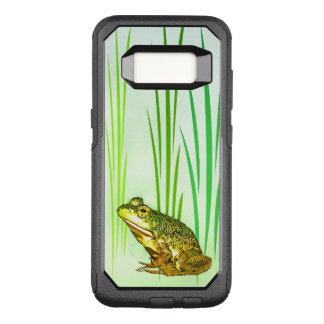Capa OtterBox Commuter Para Samsung Galaxy S8 Caixa animal da galáxia S8 de OtterBox do sapo