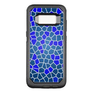 Capa OtterBox Commuter Para Samsung Galaxy S8 Caixa azul da galáxia S8 Otterbox de Samsung do