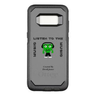 Capa OtterBox Commuter Para Samsung Galaxy S8 Caixa da galáxia S8 de FrankenCheese Samsung