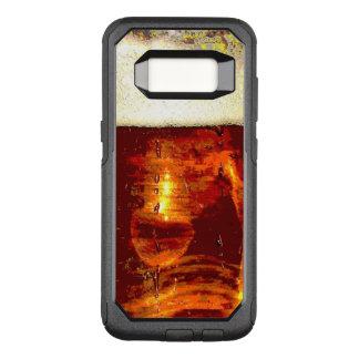 Capa OtterBox Commuter Para Samsung Galaxy S8 Caixa da galáxia S8 de OtterBox da cerveja e da