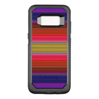 Capa OtterBox Commuter Para Samsung Galaxy S8 Caixa da galáxia S8 de OtterBox Samsung da listra