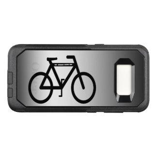 Capa OtterBox Commuter Para Samsung Galaxy S8 Caixa de prata preta da galáxia S8 de OtterBox da
