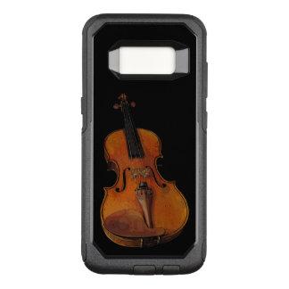 Capa OtterBox Commuter Para Samsung Galaxy S8 Caixa dourada da galáxia S8 de OtterBox do violino