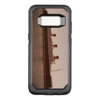 Capa OtterBox Commuter Para Samsung Galaxy S8 Caixa envelhecida Ott da lontra de Queen Mary do