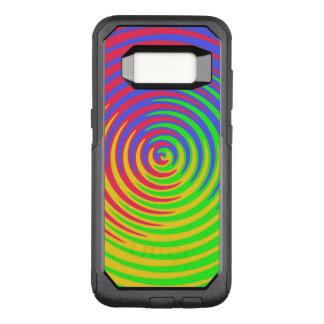 Capa OtterBox Commuter Para Samsung Galaxy S8 Caixa espiral da galáxia S8 de OtterBox do