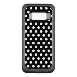 Capa OtterBox Commuter Para Samsung Galaxy S8 Caixa Polkadots da galáxia S8 de Samsung