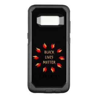 Capa OtterBox Commuter Para Samsung Galaxy S8 Caixa preta da galáxia S8 de OtterBox Samsung da