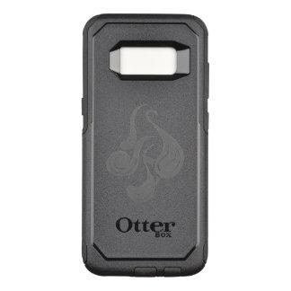 Capa OtterBox Commuter Para Samsung Galaxy S8 Caixa ventosa da lua
