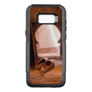 Capa OtterBox Commuter Para Samsung Galaxy S8+ Calçados marroquinos na janela