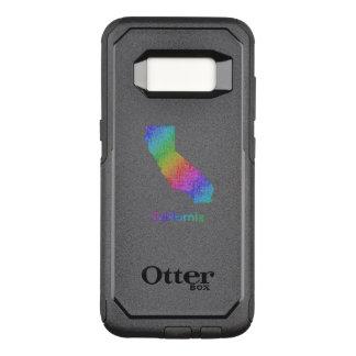 Capa OtterBox Commuter Para Samsung Galaxy S8 Califórnia