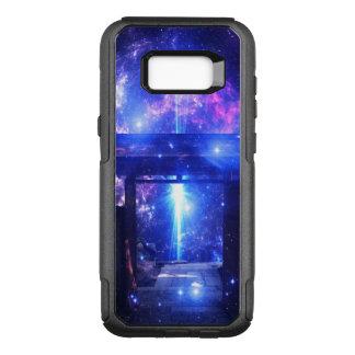 Capa OtterBox Commuter Para Samsung Galaxy S8+ Caminho iridescente a em qualquer lugar