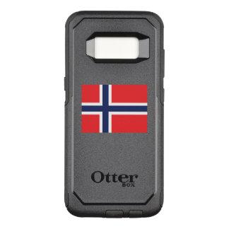 Capa OtterBox Commuter Para Samsung Galaxy S8 Capa de telefone de Noway Flage