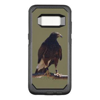 Capa OtterBox Commuter Para Samsung Galaxy S8 Capa de telefone de Otterbox do falcão de Harris