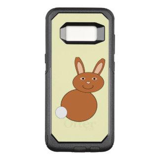 Capa OtterBox Commuter Para Samsung Galaxy S8 Capa de telefone do coelho de felz pascoa