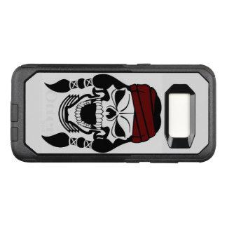 Capa OtterBox Commuter Para Samsung Galaxy S8 capa de telefone do crânio