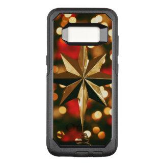 Capa OtterBox Commuter Para Samsung Galaxy S8 Capa de telefone dos enfeites de natal