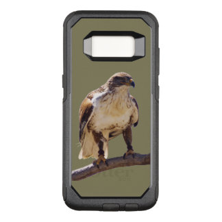 Capa OtterBox Commuter Para Samsung Galaxy S8 Capa de telefone Ferruginous de Otterbox do falcão