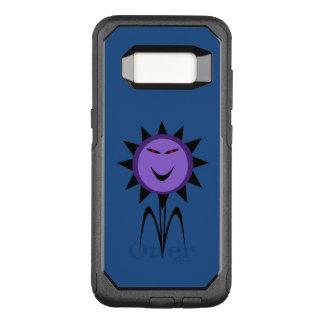 Capa OtterBox Commuter Para Samsung Galaxy S8 Capa de telefone má do Dia das Bruxas do gótico de