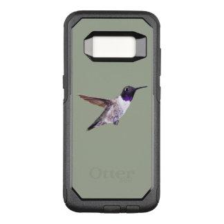 Capa OtterBox Commuter Para Samsung Galaxy S8 Capa de telefone Preta-chinned de Otterbox do