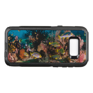 Capa OtterBox Commuter Para Samsung Galaxy S8+ Capas de telefone do recife de corais