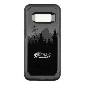 Capa OtterBox Commuter Para Samsung Galaxy S8 Caso da manhã S8 da montanha
