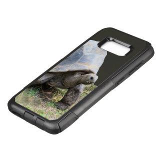 Capa OtterBox Commuter Para Samsung Galaxy S8+ Caso de Otterbox da tartaruga de Galápagos