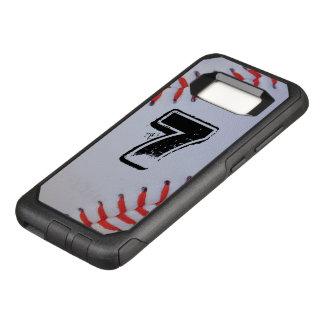 Capa OtterBox Commuter Para Samsung Galaxy S8 Caso do basebol de Otterbox Samsung S8