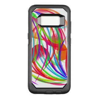 Capa OtterBox Commuter Para Samsung Galaxy S8 Caso do otterbox do divertimento