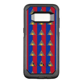 Capa OtterBox Commuter Para Samsung Galaxy S8 Caso filipino de Otterbox da bandeira