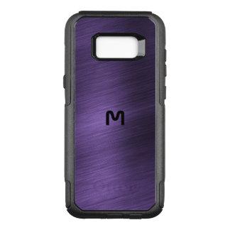 Capa OtterBox Commuter Para Samsung Galaxy S8+ Caso metálico da borda S8 de Otterbox do monograma
