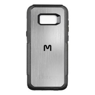Capa OtterBox Commuter Para Samsung Galaxy S8+ Caso metálico de prata da borda S8 de Otterbox do