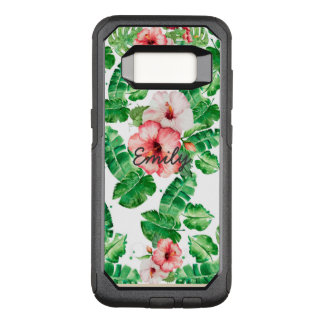 Capa OtterBox Commuter Para Samsung Galaxy S8 Caso tropical