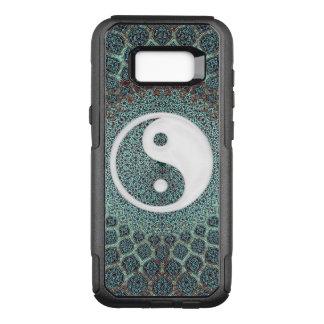 Capa OtterBox Commuter Para Samsung Galaxy S8+ Cerceta de Yin Yang