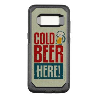 Capa OtterBox Commuter Para Samsung Galaxy S8 Cerveja fria