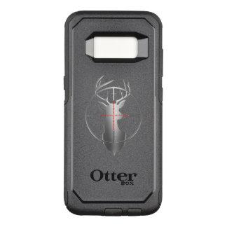 Capa OtterBox Commuter Para Samsung Galaxy S8 Cervos nos Crosshairs