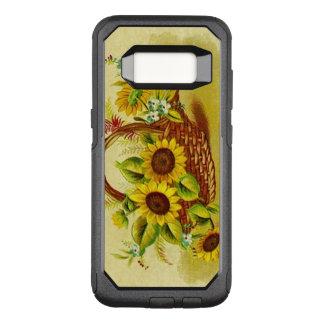 Capa OtterBox Commuter Para Samsung Galaxy S8 Cesta da luz do sol