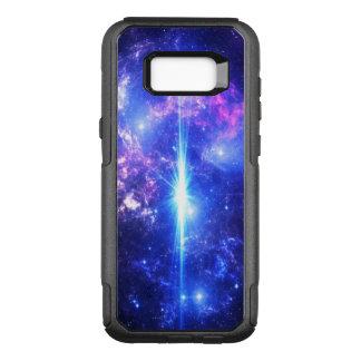 Capa OtterBox Commuter Para Samsung Galaxy S8+ Céus iridescentes