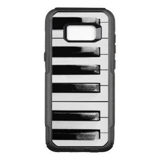 Capa OtterBox Commuter Para Samsung Galaxy S8+ Chaves antigas do piano