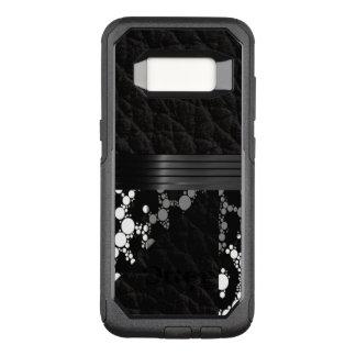 Capa OtterBox Commuter Para Samsung Galaxy S8 Chita branca preta Bling