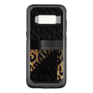 Capa OtterBox Commuter Para Samsung Galaxy S8 Chita de Brown