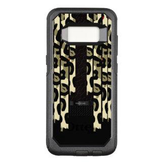 Capa OtterBox Commuter Para Samsung Galaxy S8 Chita extravagante Camo