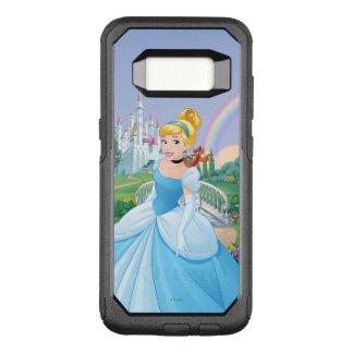 Capa OtterBox Commuter Para Samsung Galaxy S8 Cinderella com GUS & Jaq
