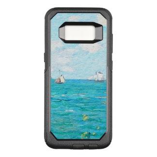 Capa OtterBox Commuter Para Samsung Galaxy S8 Claude Monet a cabine em belas artes do