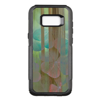 Capa OtterBox Commuter Para Samsung Galaxy S8+ Colagem de Oxalis e de árvores | Seabeck, WA