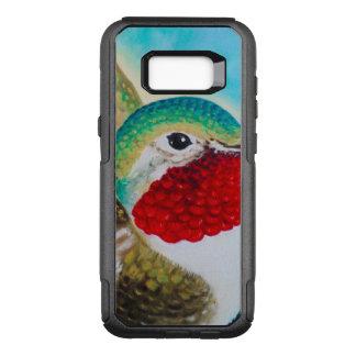 Capa OtterBox Commuter Para Samsung Galaxy S8+ Colibri pequeno