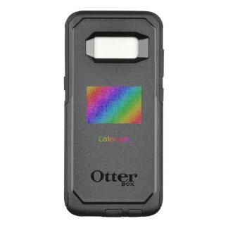Capa OtterBox Commuter Para Samsung Galaxy S8 Colorado