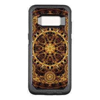 Capa OtterBox Commuter Para Samsung Galaxy S8 Coluna da mandala das idades